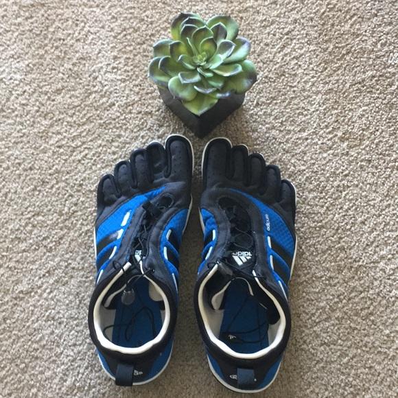 Adidas Adipure Toe Water Shoes, size 8 1/2